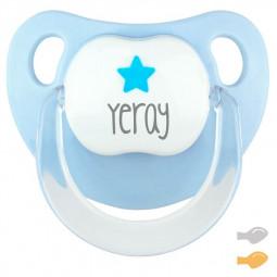 Chupete Baby Deco Estrella...
