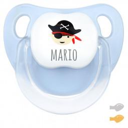 Chupete Baby Deco Pirata...